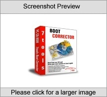7tools Boot Corrector program